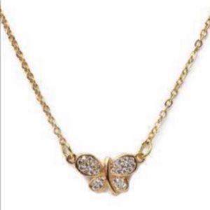 Jewelry - Butterfly Pendant Necklace